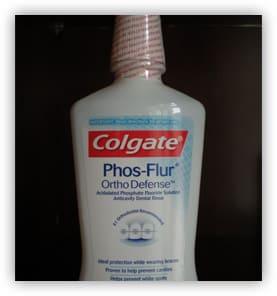 Colgate Phos-Flur toothpaste